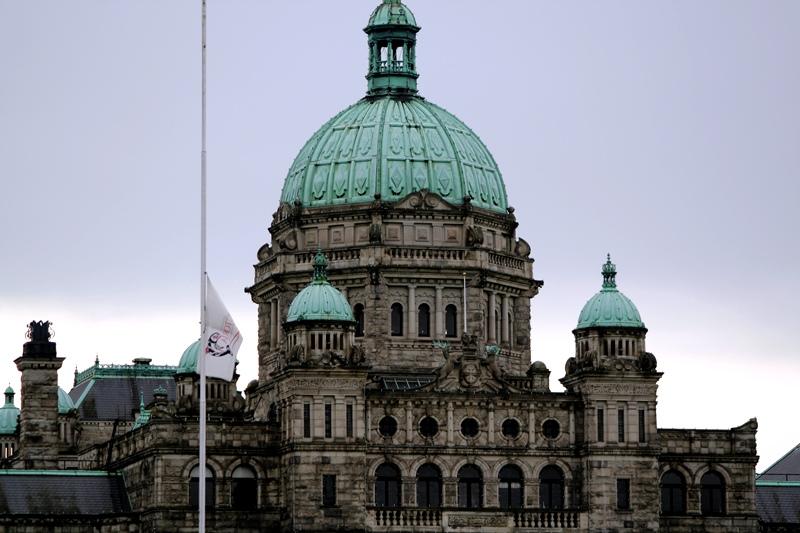 Parlamentsgebäude Victoria
