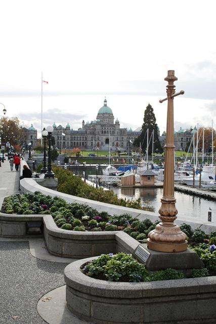 Victoria, BC - Hafen