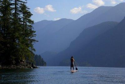 Paddle Surf Vancouve