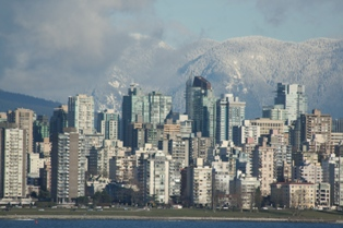 Vancouver - City of Glass