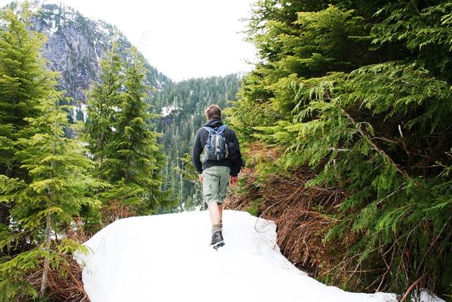 Deeks Lake Trail