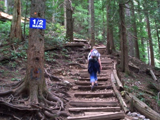 Grouse Grind, North Vancouver