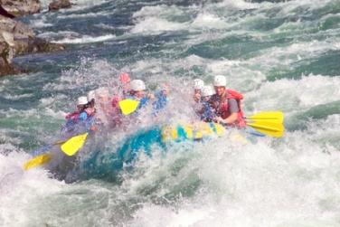 Rafting BC