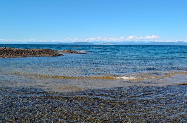 Hornby Island - Grassy Point
