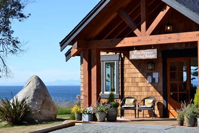 Hornby Island - Seebreeze Lodge