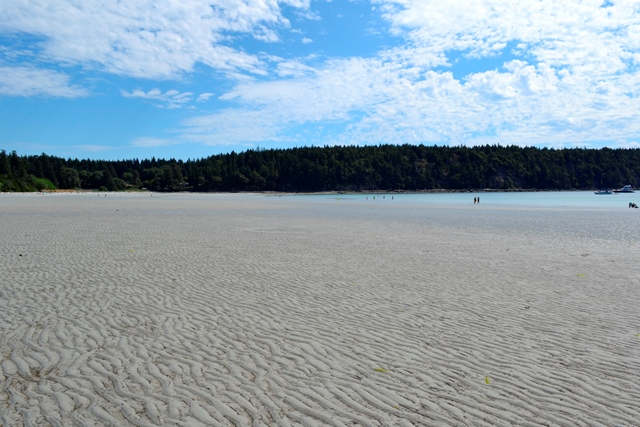 Hornby Island - Big Tribune Beach