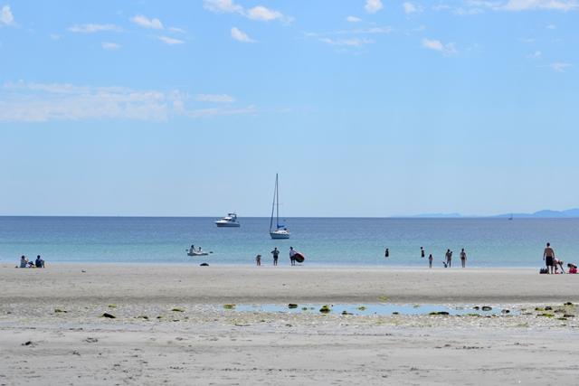 Big Tribune Beach, Hornby Island