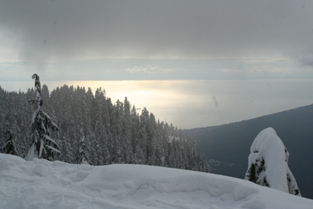 Vancouver Snowshoeing