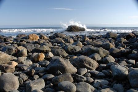 Juan de Fuca Trail, Beach