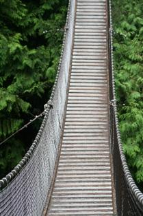 Lynn Canyon Bridge, Nord Vancouver