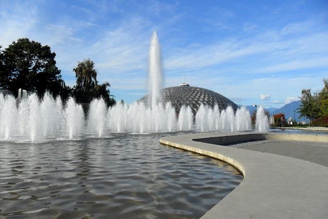 Queen Elizabeth Park,
