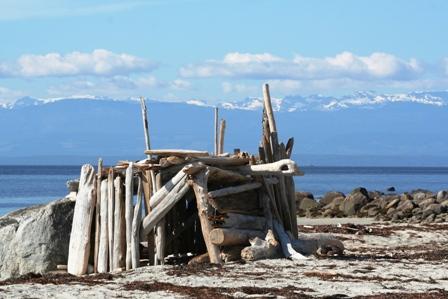 Savary Island, B