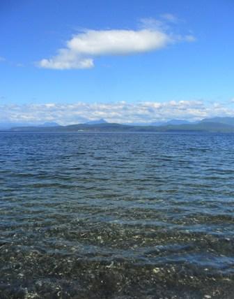 Savary Island Meer