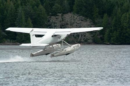 Wasserflugzeug Kanada