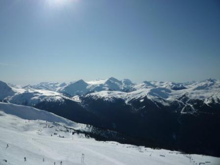 Whistler im Winter