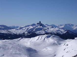Whistler Mountains