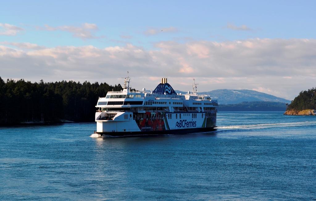 Fähre British Columbia