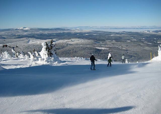 Big White Skigebiet