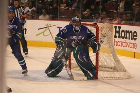 eishockey, Vancouver Canucks