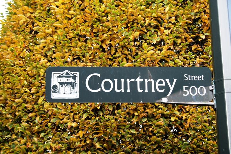 Courtney Street Victoria