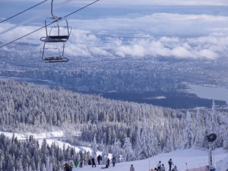 Cypress Mountain, Vancouver