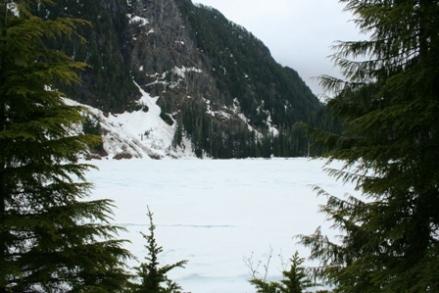 Deeks Lake Trai