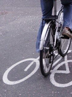 Fahrradfahren Vancouver