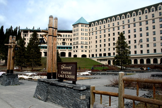 Fairmont Chateau, Lake Louise