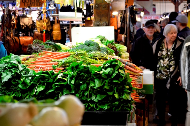 Granville Island - Public Market