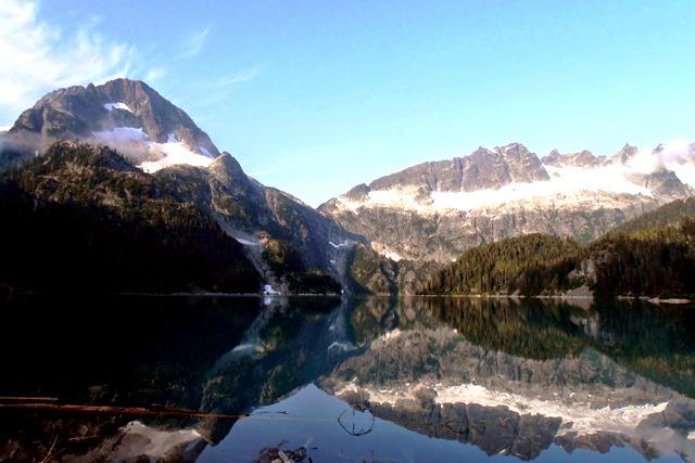 Lake Lovely Water, British Columbia