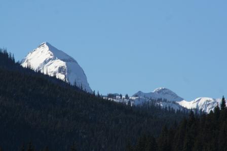 Manning Park Cascades
