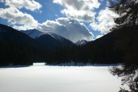 Manning Park Lake