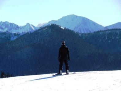 Manning Park Snowboard
