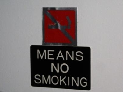 Rauchen in Kanada