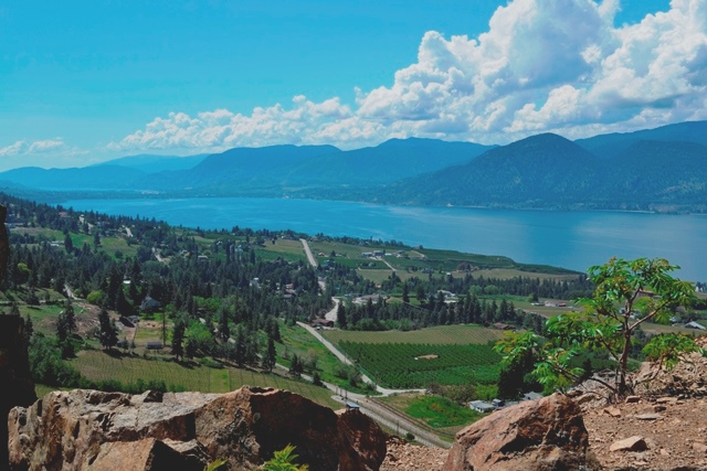 Okanagan, Kettle Valley Trail