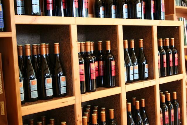 Okanagan Wein