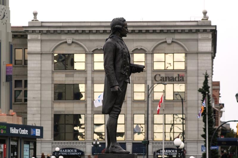 Statue Victoria