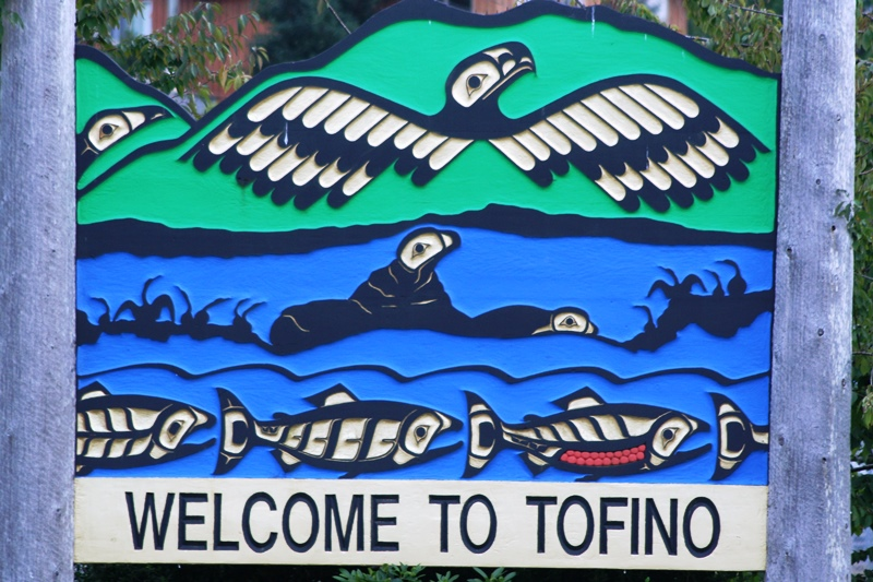 Welcome to Tofino!