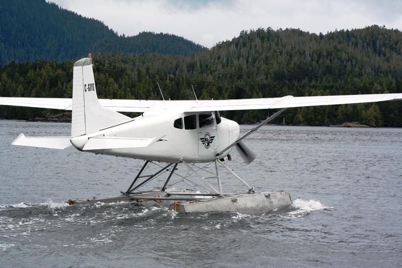 Tofino Wasserflugzeug