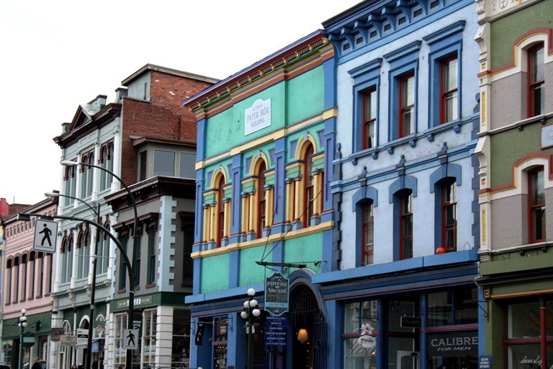 Architektur in Victoria