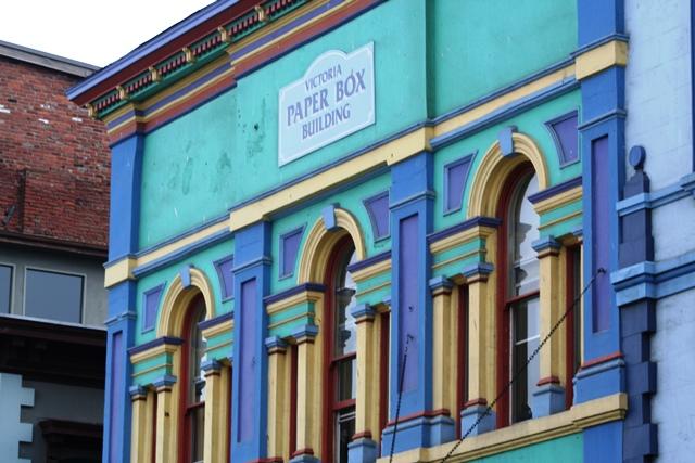 Victoria Paper Box Building