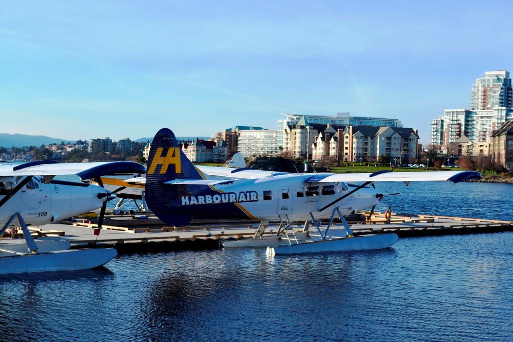 Victoria Wasserflugzeug