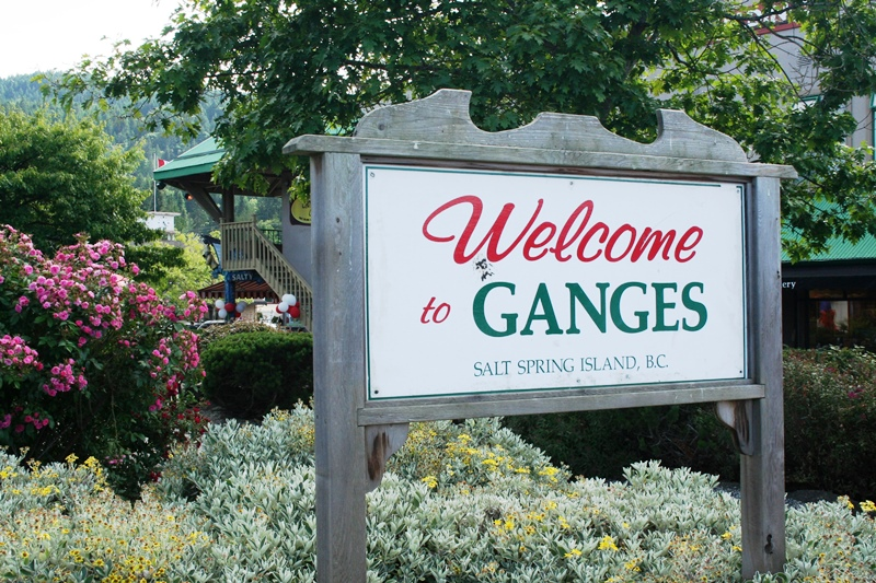 Ganges, Salt Spring Island
