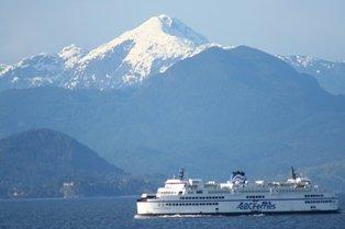 Vancouver Island Fähre