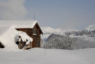 Elfin Lakes im Winter
