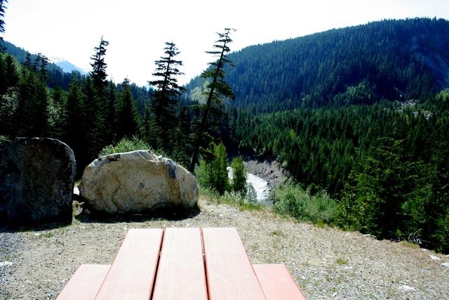 Cheakamus Lake Trail