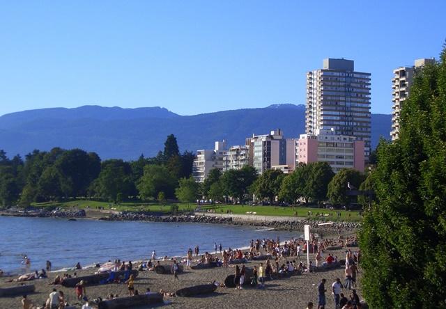 English Bay, Vancouver