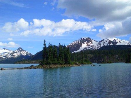 Lake Garibaldi, BC