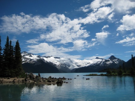 Lake Garibaldi, British Columbia