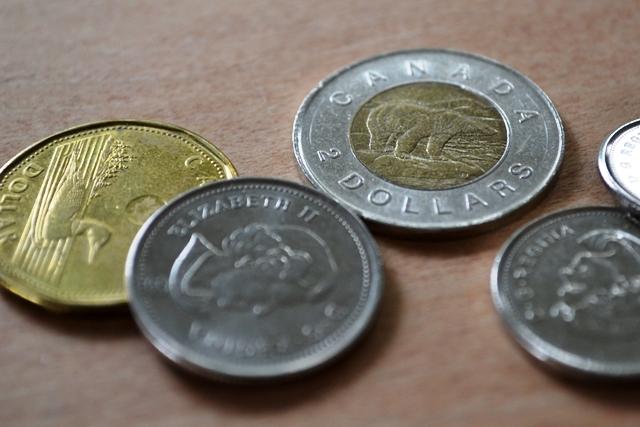 Trinkgeld Kanada